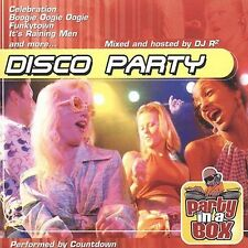Disco Party Countdown MUSIC CD