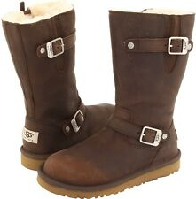 UGG AUSTRALIA KENSINGTON TOAST KIDS BOOTS US 5 FITS UK WOMENS 5 LAST PAIR NEW