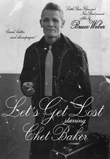 LETS GET LOST - DVD - REGION 2 UK