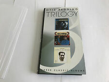 Otis Redding Trilogy Three Classic Albums 3 x CD set (1991 NR MINT ATCO COMPLETE