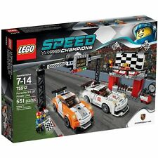 NEW LEGO Speed Champions Porche 911GT Finish Line 75912