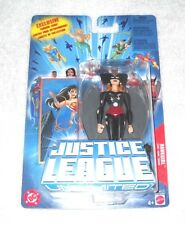 Hawkgirl (black outfit) - Justice League Unlimited - MOC 100% complete