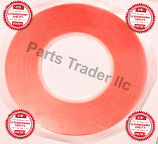 1MM Red Adhesive Clear Double-Sided Tape Glue For Smartphone LCD Screen Repair