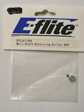 E-Flite # EFLH1164  MAIN SHAFT RETAINING COLLAR : Blade CP HELICOPTER BCP, BCPP