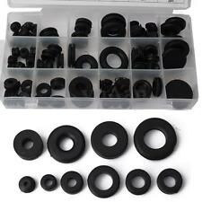 125Pcs Rubber O Ring Assortment Hydraulic Plumbing Gasket Paintball Seal Kit Box