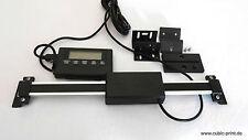150mm anbaummessschieber, cnc Dro caliper, digital visualización externa