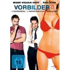 VORBILDER ! - DVD NEUWARE SEANN WILLIAM SCOTT,PAUL RUDD,JANE LYNCH