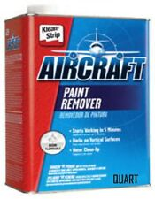 Klean Strip Aircraft Remover Paint Stripper 1 Quart  fast acting