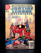 COMICS: DC: Justice League Adventures #3 (2002) - RARE (figure/batman/flash)