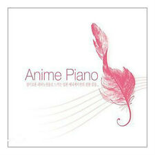 Anime Piano  3 FOR 1  Japanese Animation OST - Compilation (OMNI530)