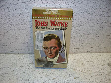 John Wayne The Shadow of the Eagle VHS Video Tape SEALED 12 Episodes