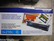 Genuine Brother HL-3040CN HL-3045CN MFC9010 MFC9120 MFC9320 Cyan Toner TN-210C