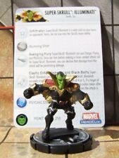 Heroclix Super Skrull Illuminati 061 Marvel Secret Invasion Super Rare BIBTB 61