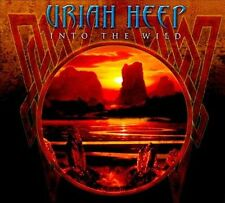 "URIAH HEEP ""Into the Wild"" ITALY STILL SEALED NEW CD Apr-2011 Frontiers MINT!!!"