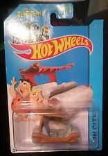 Hot Wheels 2014 The Flintstones Flintmobile HW City Diecast 83/250