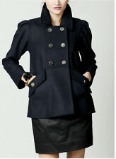 Marc by Marc Jacobs Navy Blue Wool Peacoat Size XS
