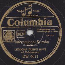 Lecuona Cuban Boys mit Gesang : Antillana Rumba + International Rumba
