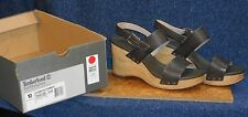 Timberland Earthkeepers NIB Tilden Double Strap Sandals Size 10 Dark Brown
