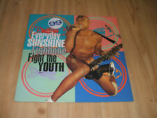 FISHBONE-EVERYDAY SUNSHINE/FIGHT THE YOUTH  (COLUMBIA) 12""
