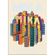 MIKA - NO PLACE IN HEAVEN MAGAZINE EDITION 2CD + 1DVD KOREA EDITION SEALED