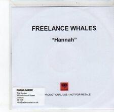 (DJ871) Freelance Whales, Hannah - 2010 DJ CD