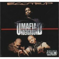 Mafia Underground Egotrip - Sulee B. Wax / Delabel Records CD 1996 RAR!