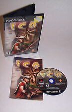 ICO PlayStation 2 Video Game Complete with Instructions - PS2