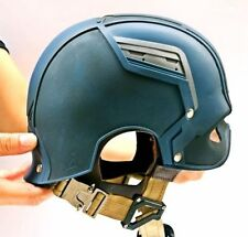 CATTOYS 1/1 Captain America WEARABLE Helmet Replica REALISTIC PAINTED  in stock