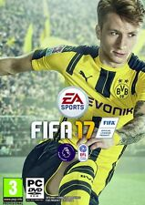 FIFA 17 - Standard Edition (PC DVD) NEW SEALED DISC VERSION FOOTBALL