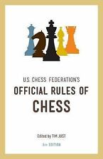 Chess: United States Chess Federation's Official Rules of Chess, Sixth...