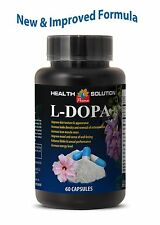 Muscle Gainer L-Dopa powder Extracted from Macuna Pruriens (1 Bottle)