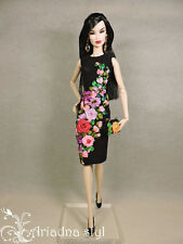 """OOAK outfit for Fashion Royalty FR2 and similar 12""""dolls from   ARIADNA STYL"""