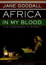 Africa in My Blood: An Autobiography in Letters-ExLibrary