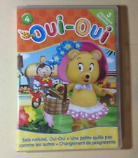 DVD Dessins Animés Oui-Oui Volume 4