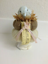 DEMDACO - SPRING WISHES - EASTER - BLUE BIRD PIN CUSHION - NEW ADORABLE!