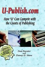U-Publish.com: How 'U' Can Compete with the Giants of Publishing