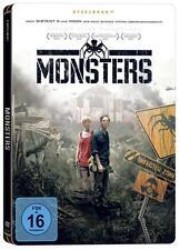 DVD - Monsters - Steelbook / #2625