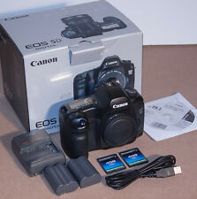 Canon EOS 5D 12.8MP Digital SLR Camera - Full Frame Very Clean!