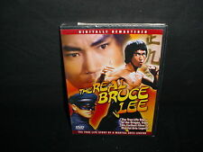 The Real Bruce Lee DVD Movies Thin Case New