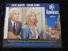 THE OUT OF TOWNERS lobby cards STEVE MARTIN, GOLDIE HAWN, JOHN CLEESE