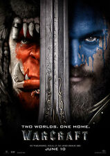 Warcraft Movie A4 260gsm Poster Print