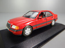 R&L Diecast: Minichamps Paul's Model Art Mercedes C180 W202 Esprit Imperial Red