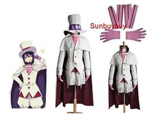 Ao no Blue Exorcist Mephisto Pheles Cosplay Costume