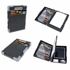 Tactix CLIPBOARD ORGANISER for Documents Stationary & Tablet Device BUN-320092