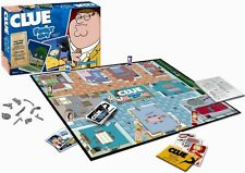 CLUE FAMILY GUY Collector's Edition - Board Game NEW NIP Peter Stewie Brian Meg