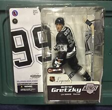 McFarlane NHL Figure Wayne Gretzky Kings Chase Variant Legends Series 2 New