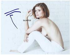 KATE MARA REPRINT AUTOGRAPHED SIGNED PICTURE PHOTO COLLECTIBLE HOUSE OF CARDS RP
