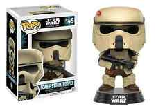 Funko Pop! Star Wars Rogue One-scarif Stormtrooper #145 - En Mano Reino Unido