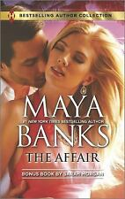 The Affair: One Night...Nine-Month Scandal (Harlequin Bestselling Author Collec