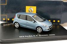 Schuco 1/43 - Renault Scenic 2009 Bleue métal
